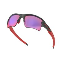 Oakley Flak 2.0 XL Matte Grey Smoke Prizm Road