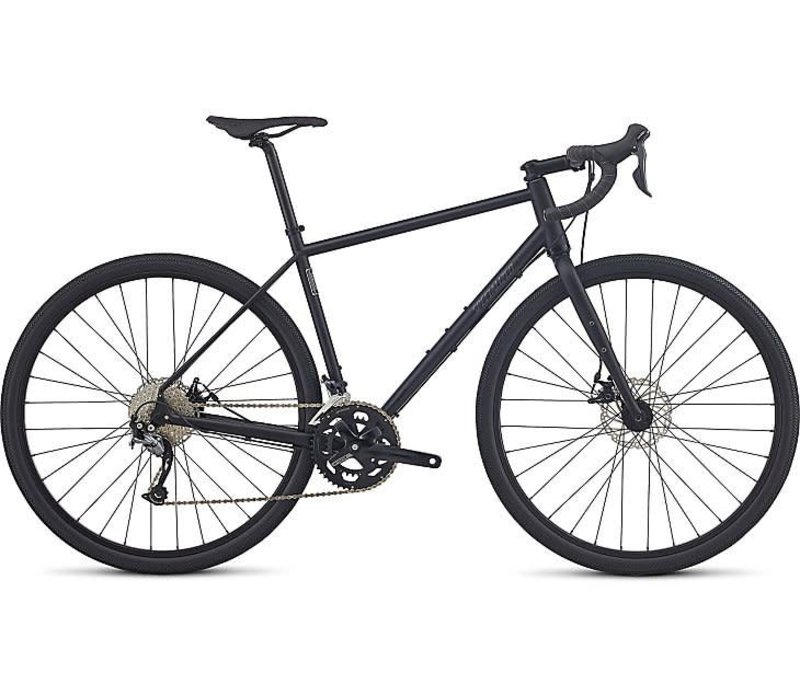 2018 Specialized Sequoia Black/Graphite