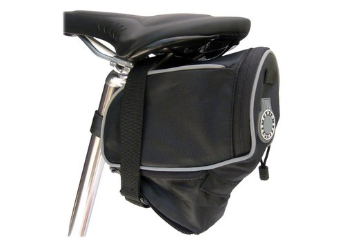 Banjo Brothers Banjo Brothers Seat Bag: Large; Black