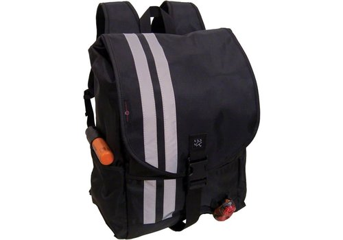 Banjo Brothers Banjo Brothers Commuter Backpack: MD~ Black