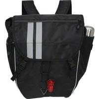 Banjo Brothers Waterproof Backpack Pannier: Black