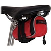 Banjo Brothers Banjo Brothers Seat Bag Deluxe: Mini, Red