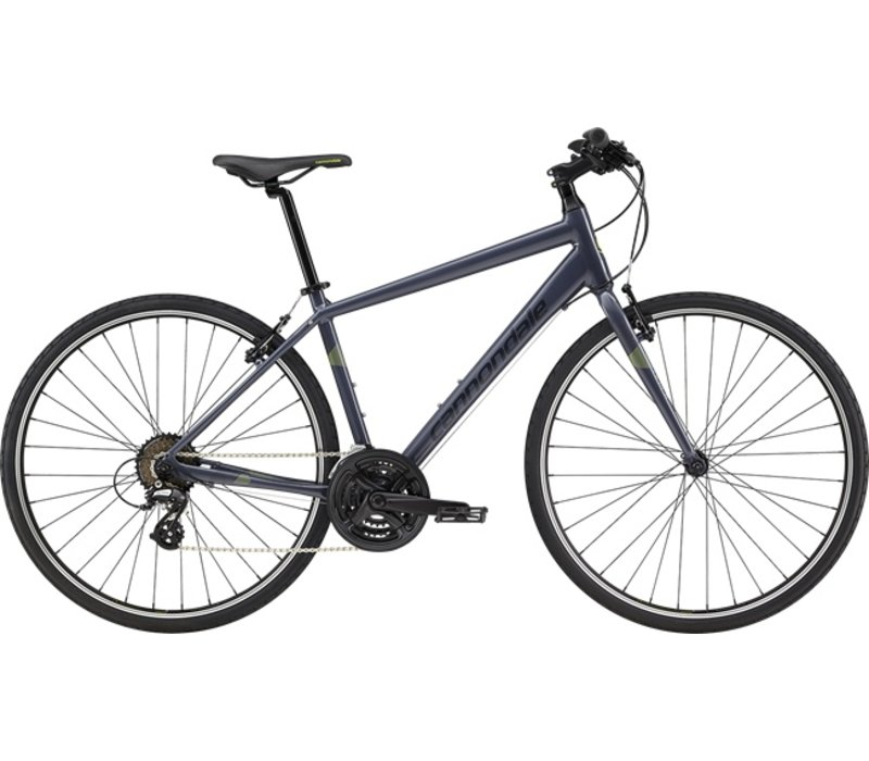 2019 Cannondale Quick 8 Slate