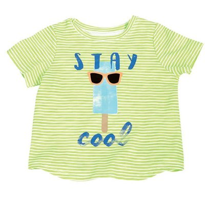 Mud Pie Stay Cool Graphic Tee