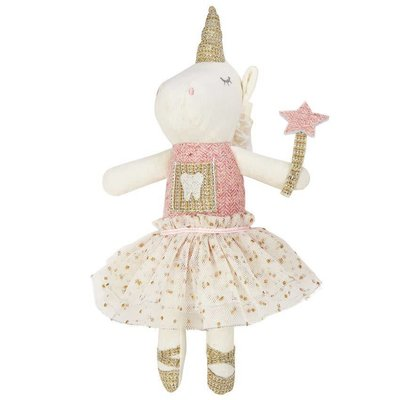 Mud Pie UNICORN TOOTH FAIRY