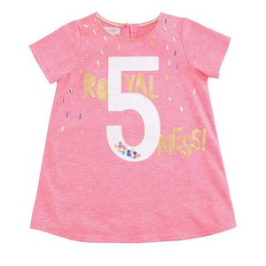 Mud Pie 5 BIRTHDAY TUNIC