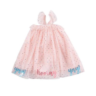 Mud Pie TULLE PARTY DRESS