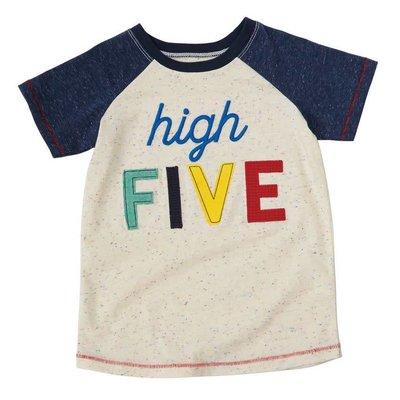 Mud Pie HIGH FIVE SHIRT