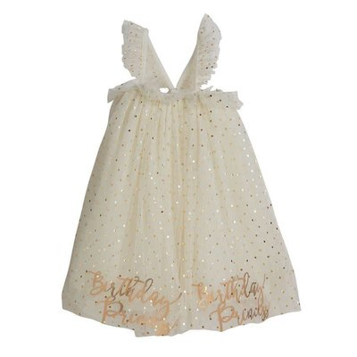 Mud Pie BIRTHDAY PRINCESS DRESS
