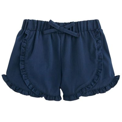 Mud Pie RUFFLE GIRL SHORTS