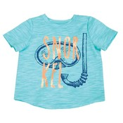Mud Pie SNORKLE GRAPHIC TEE