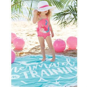 Mud Pie MERMAID BEACH BLANKET