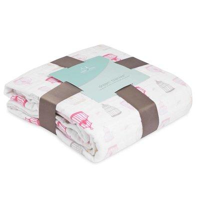 aden+anais Lovebird Classic Dream Blanket