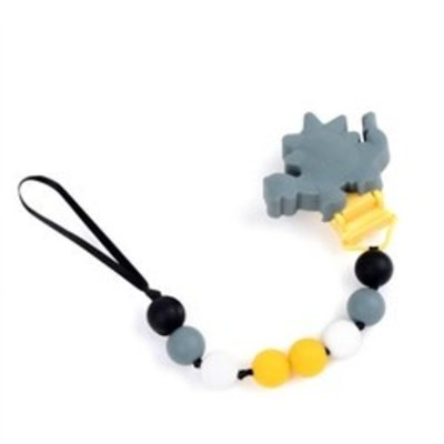 CHEWBEADS Pacifier Clip