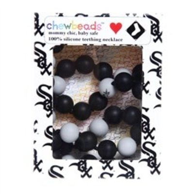 CHEWBEADS MLB GAMEDAY NECKLACE.CHICAGO White SOX