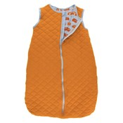 Kickee Pants Print Quilted Sleeping Bag (Sunset with Pond Camper)