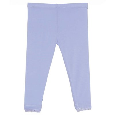 Kickee Pants Solid Scalloped Legging
