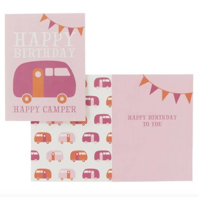 Kickee Pants Gift Card (Happy Birthday Happy Camper - One Size)