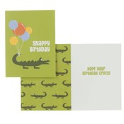 Kickee Pants Gift Card (Snappy Birthday - One Size)