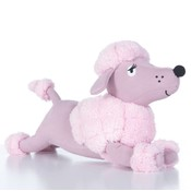 Kickee Pants Plush Toy (Poppy the Poodle - One Size)