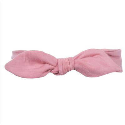 Kickee Pants Solid Knot Headband (Desert Rose)