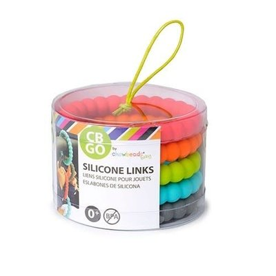 Sweet n Swag Silicone Links. Multi