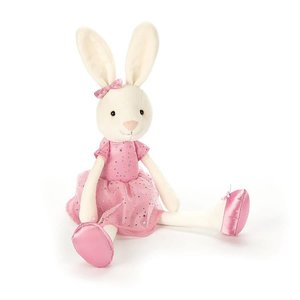 Jelly Cat Party Bitsy Bunny Medium 14""
