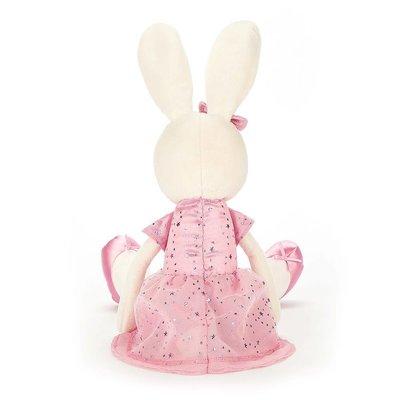 """Jelly Cat Party Bitsy Bunny Medium 14"""""""