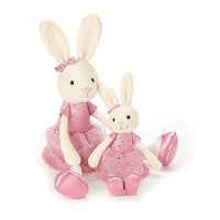Jelly Cat Party Bitsy Bunny Small 9""