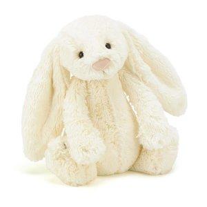 "Jelly Cat Bashful Cream Bunny Medium 12"""