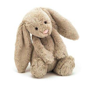 "Jelly Cat Bashful Beige Bunny Medium 12"""