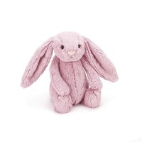 Jelly Cat Bashful Tulip Pink Bunny Medium 12""