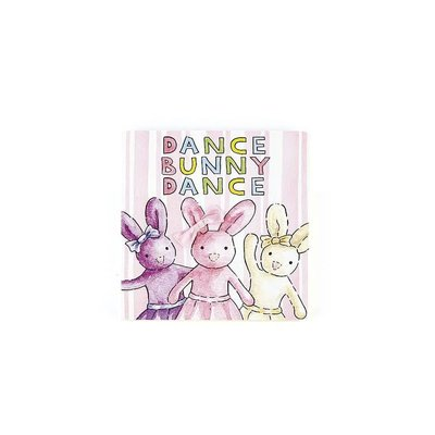 Jelly Cat Dance Bunny Dance Book