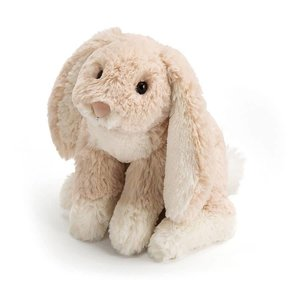 Jelly Cat Loppy Oatmeal Bunny Medium 10""