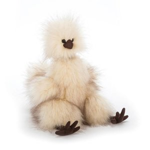Jelly Cat Silkie Chicken