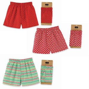 Mud Pie TREE BOXERS.2T
