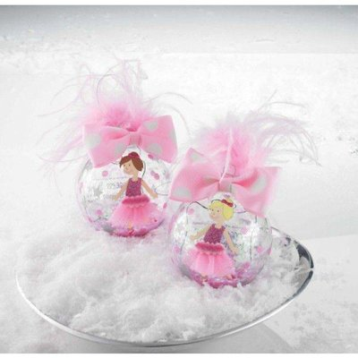 Mud Pie PRINCESS ORNAMENT.BLONDE