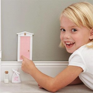 Mud Pie PINK TOOTH FAIRY SET