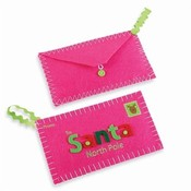 Mud Pie LETTER TO SANTA ORNAMENT