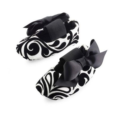 Mud Pie DAMASK BOOTIES.6M