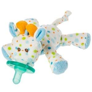 MARY MEYER Little Stretch Giraffe WubbaNub Pacifier
