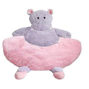 MARY MEYER Ballerina Hippo Baby Mat