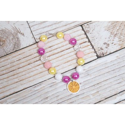 Lincoln&Lexi The Little Lemonade Necklace