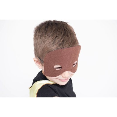 Lincoln&Lexi Superhero Cape & Mask Set-Chewbacca