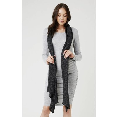 Ripe Maternity Textured Knit Cocoon Dress