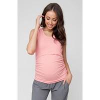 Ripe Maternity Mini Stripe Nursing Tube Tank