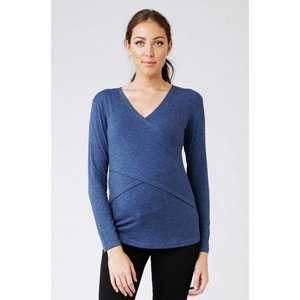 Ripe Maternity Marle Embrace Long Sleeve Top