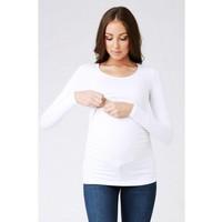 Ripe Maternity Ali Up/Down Nursing L/S Tee