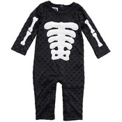 Mud Pie Skelton One Piece