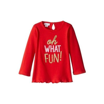 Mud Pie OH WHAT FUN! TUNIC TOP